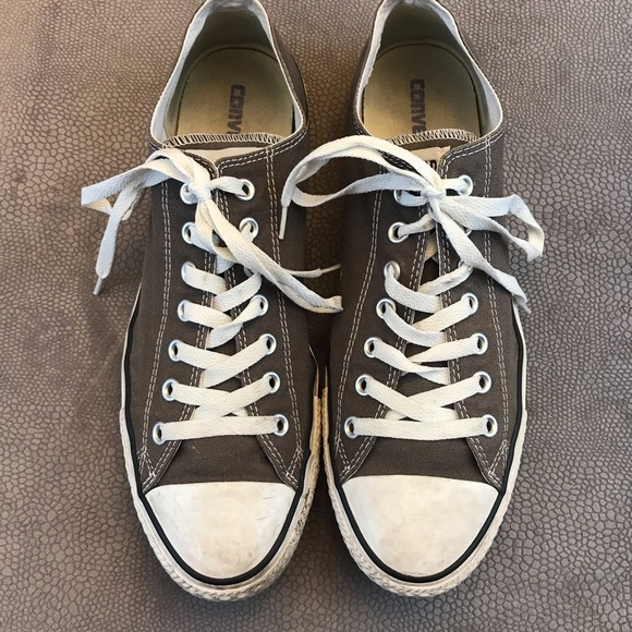 a544089dbfef Converse Other - Converse Chuck Taylor All Star - Charcoal- 11